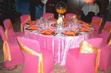 Indian Table Centres