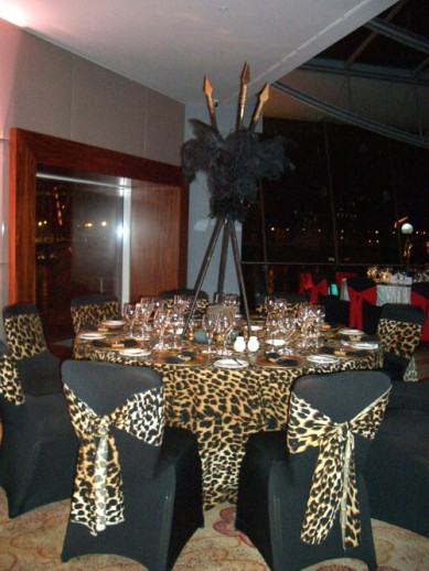 Sharper solutions african theme for African party decoration