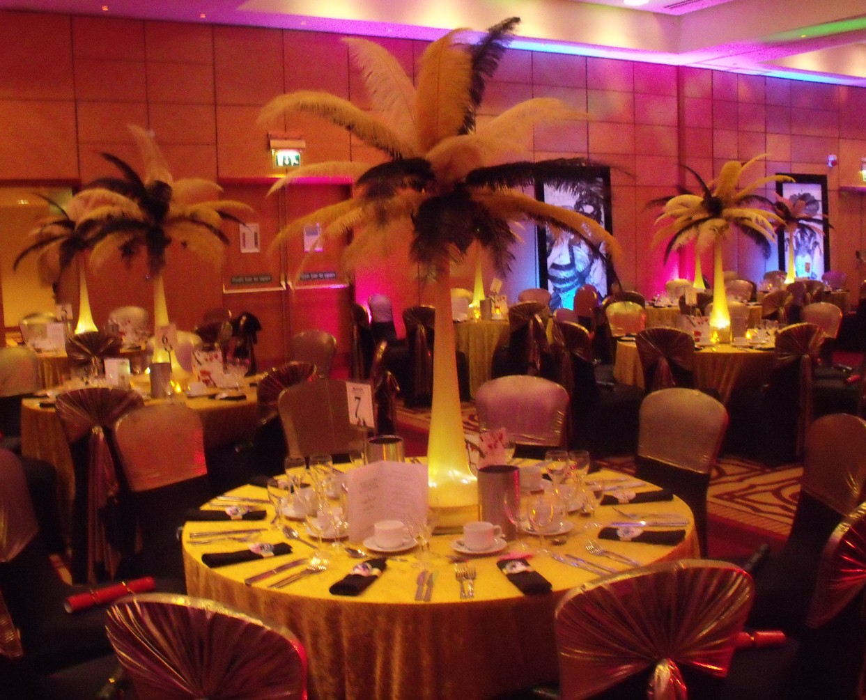 Masquerade Ball Decoration Ideas Uk